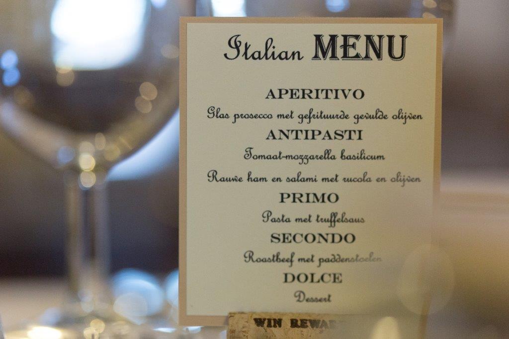 Trouwen in italie 2
