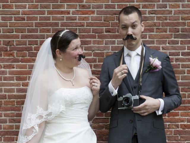 nepsnor bruiloft