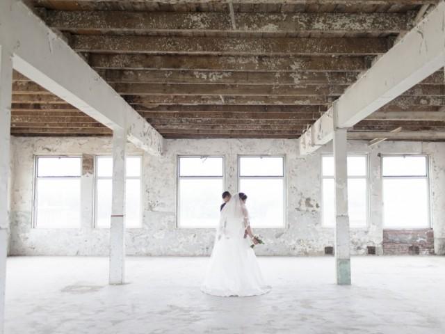foto bruiloft