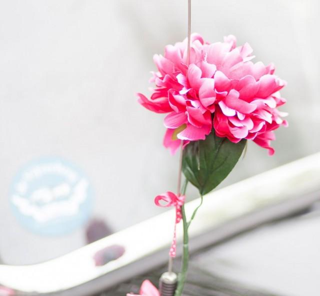 bloem trouwvervoer