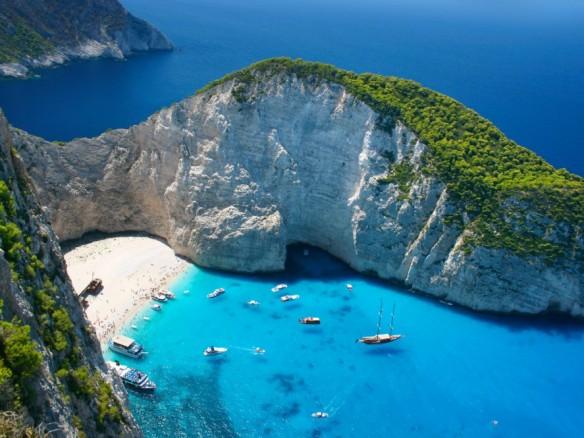 5 griekse eilanden om te trouwen