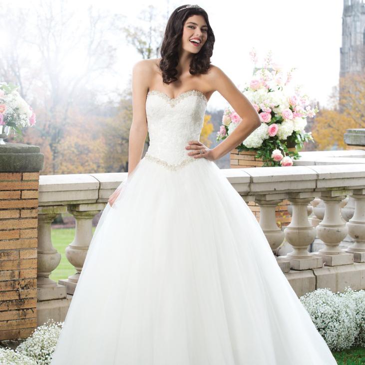 New Verschillende bruidsmode stijlen #SS06