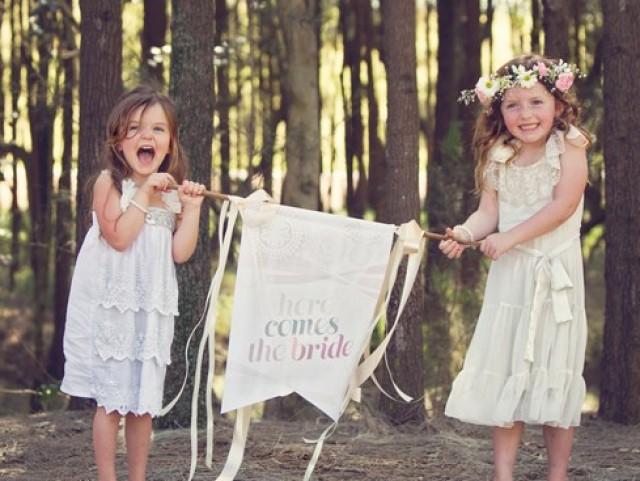 Bruid aankondigen