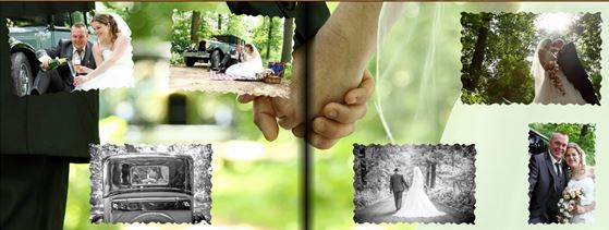 fotoboek trouwen