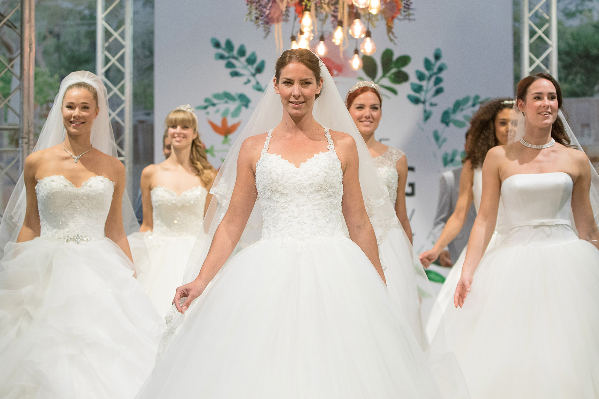 trouwbeurs nationale weddingshow trouwjurk utrecht 2017 2018 love and marriage