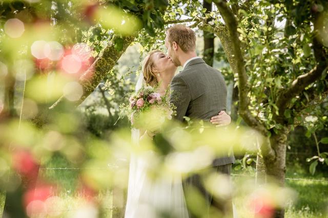 kus trouwdag