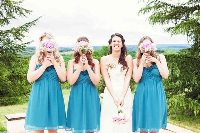 bruidsmeisjes