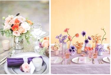 kleurenthema bruiloft