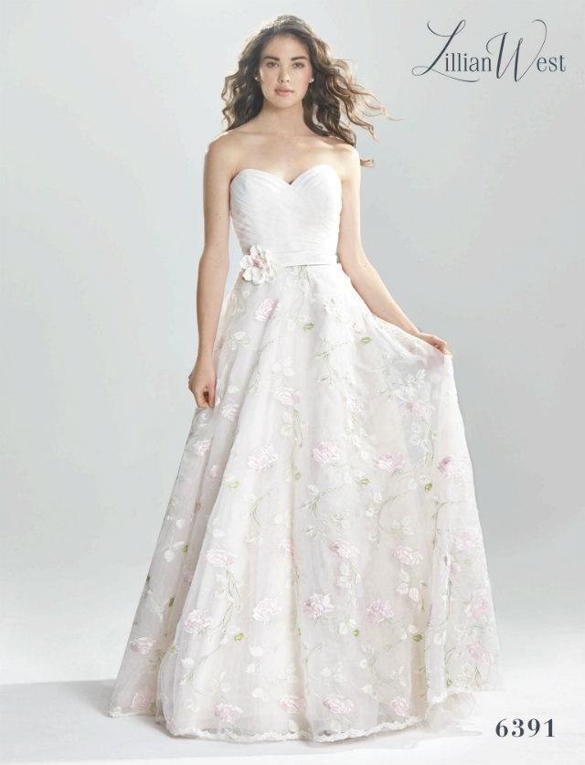 bruidsjurk Lillian West