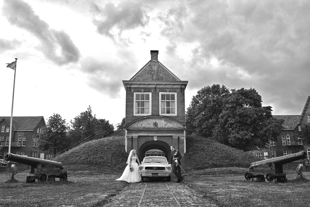 real wedding locatie