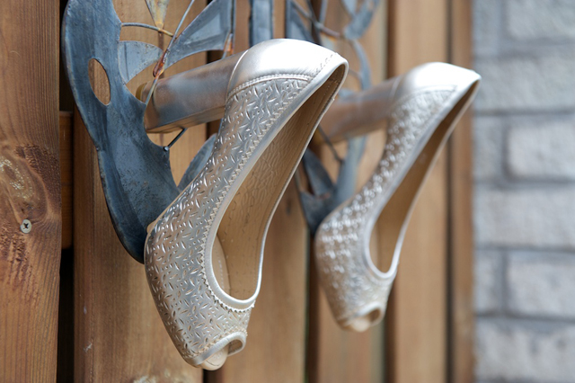 real wedding trouwschoenen