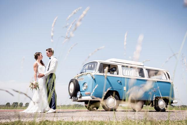 volkswagen trouwvervoer