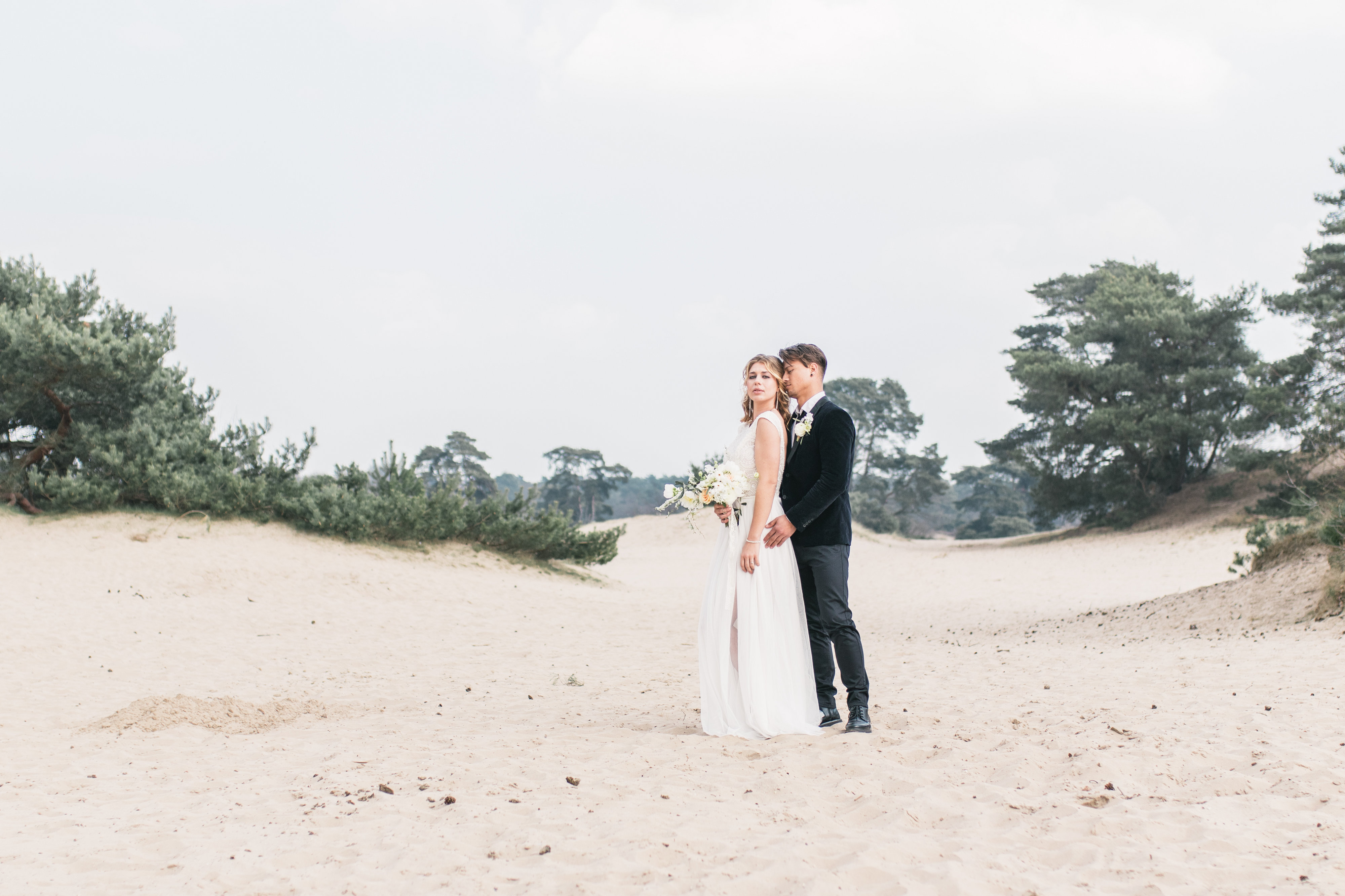 trouwblog styled shoot wedding bruiloft marmer koper