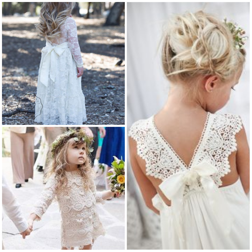 outfit kids lace