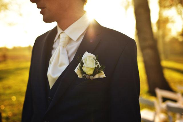 najaar bruiloft