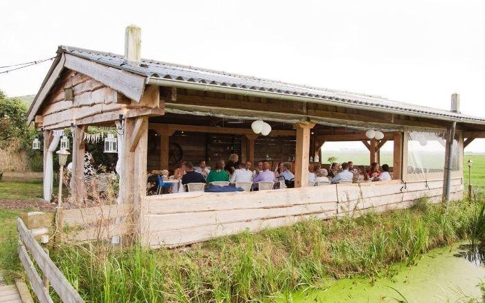 De Wartenster, trouwen in het hart van Friesland
