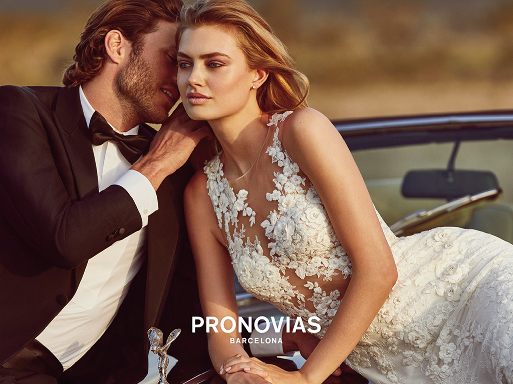 - AMIGA -<br>Pronovias Collection Store