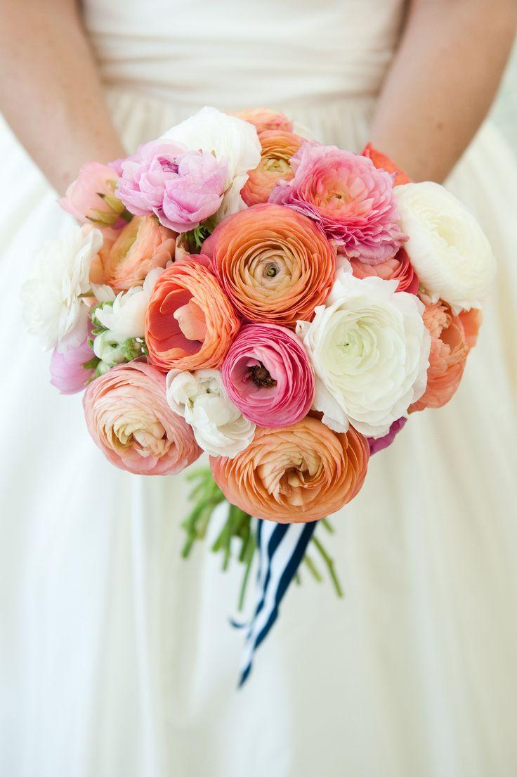 Lente Bloemen Voor Je Bruidsboeket