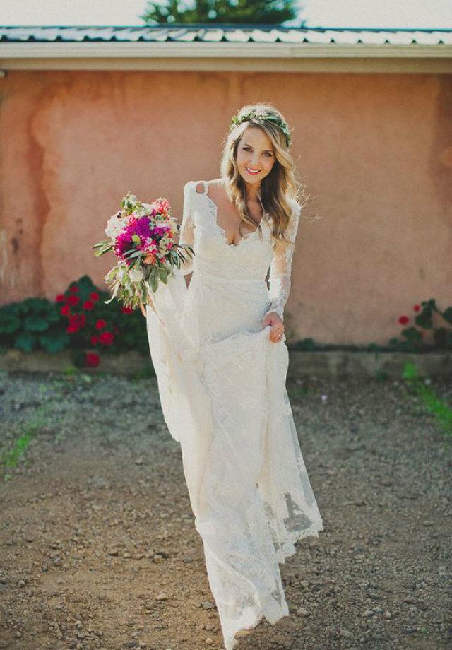 bruidsjurk lente