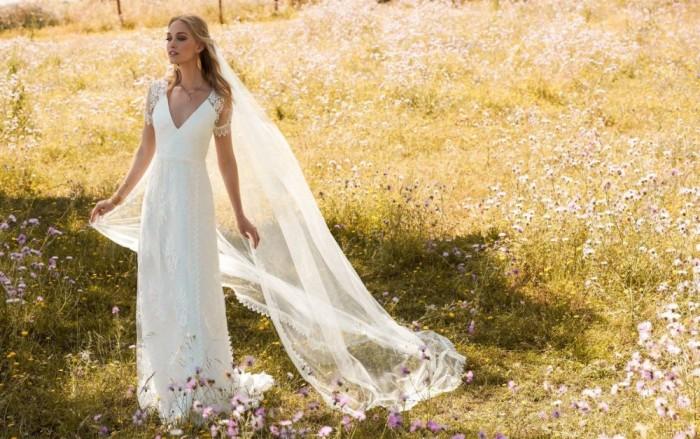 bruidsmode lisa