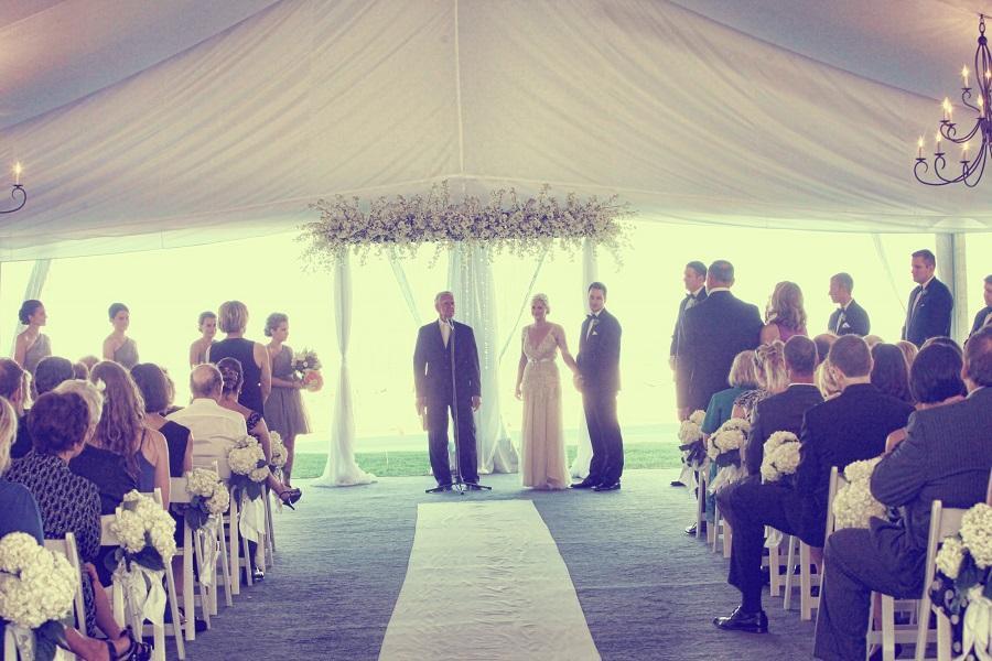 Voorkeur Vier je bruiloft in een tent #TH88