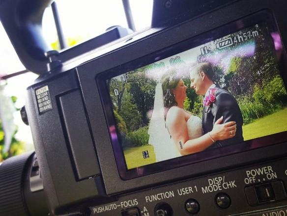 Bruiloft filmen