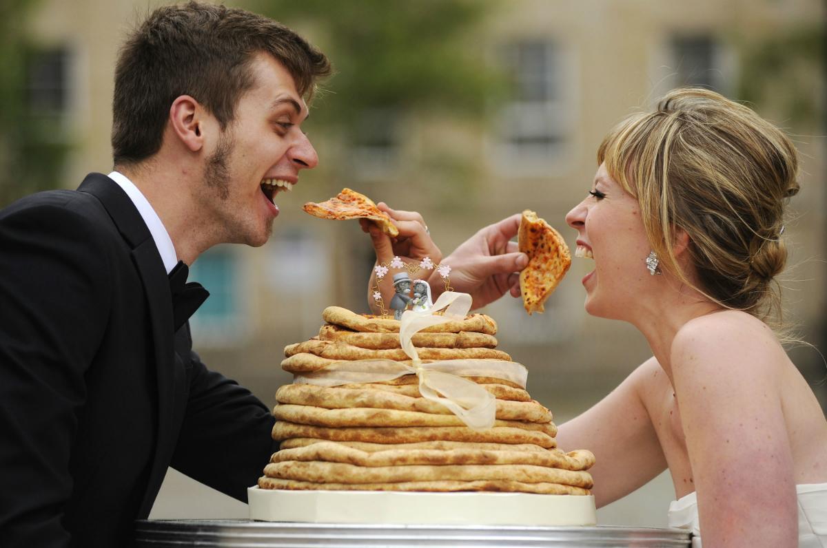 Alternatieven Voor De Bruidstaart