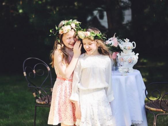 Ceremoniele functies voor kinderen op je bruiloft