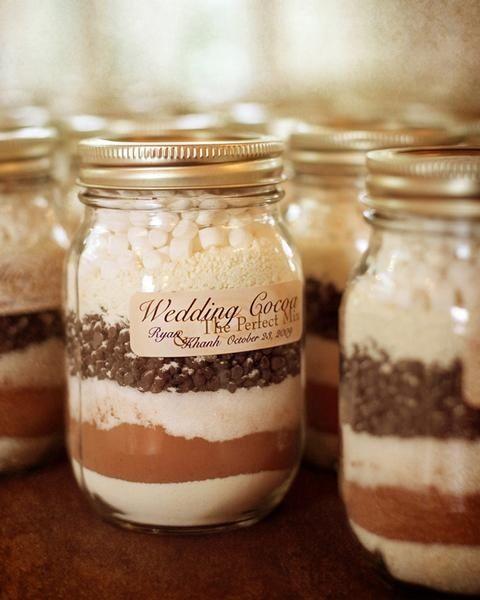 chocolandemelk bedankje bruiloft