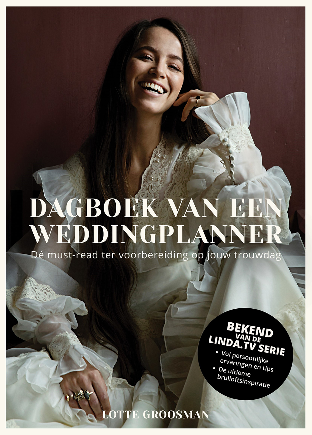Dagboek weddingplannner winnen