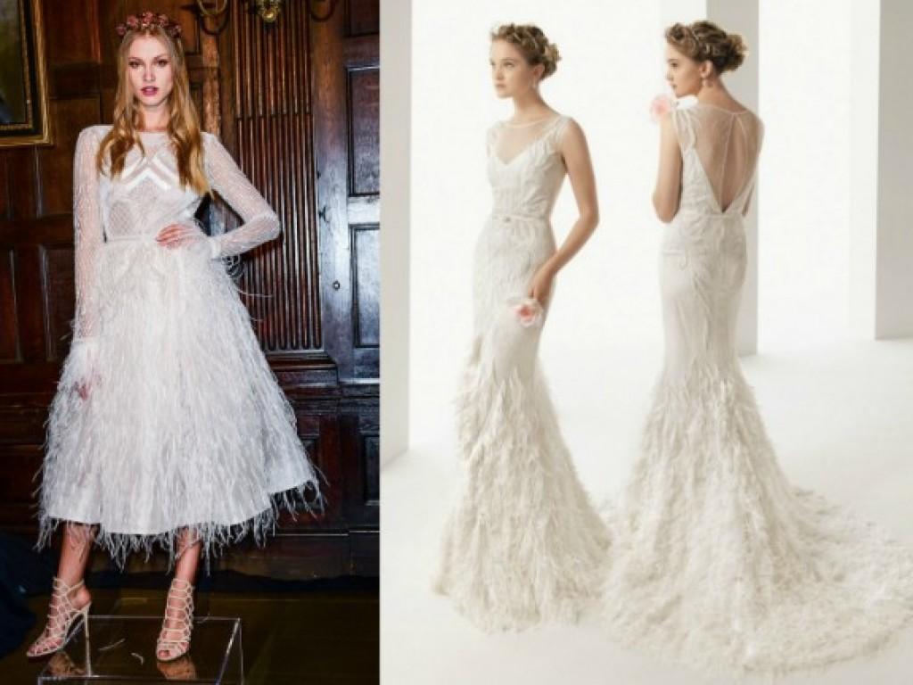 De Nieuwste Bruidsmode Trends Vers Van De Bridal Fashion