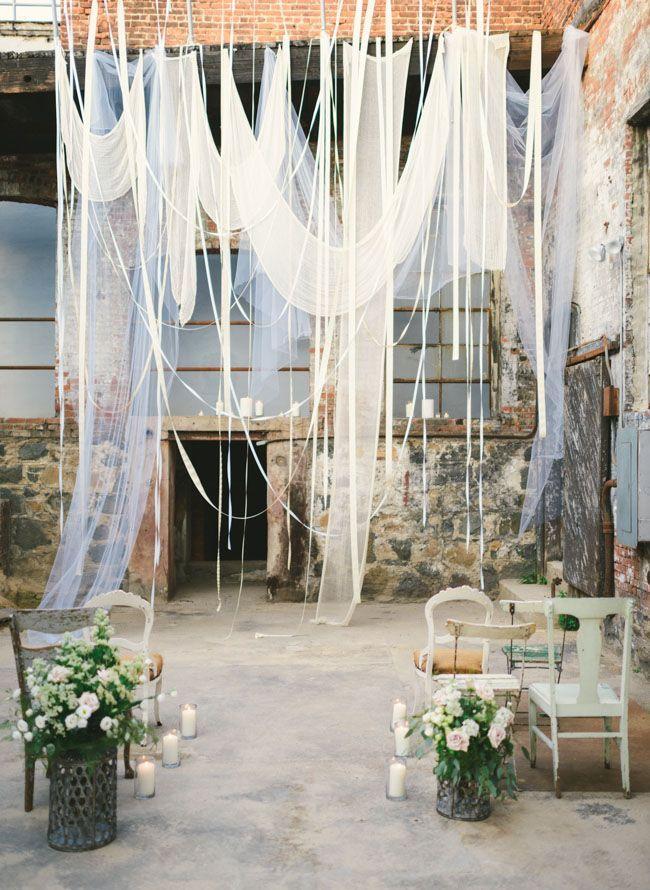 Decoreer je bruiloft met lint!