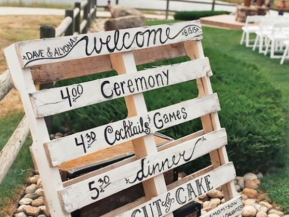 Draaiboek voor jullie bruiloft