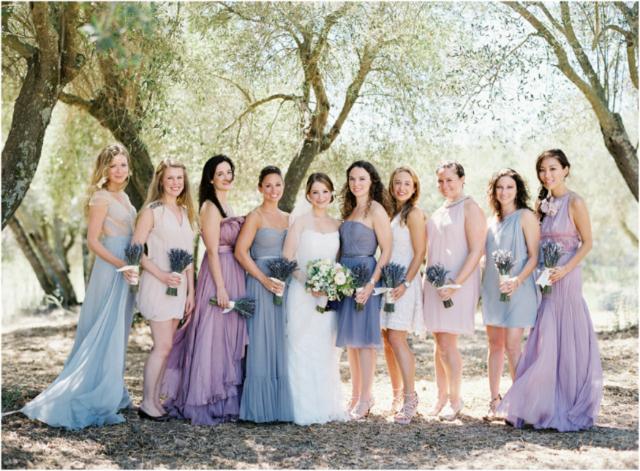 bruidmeisjes