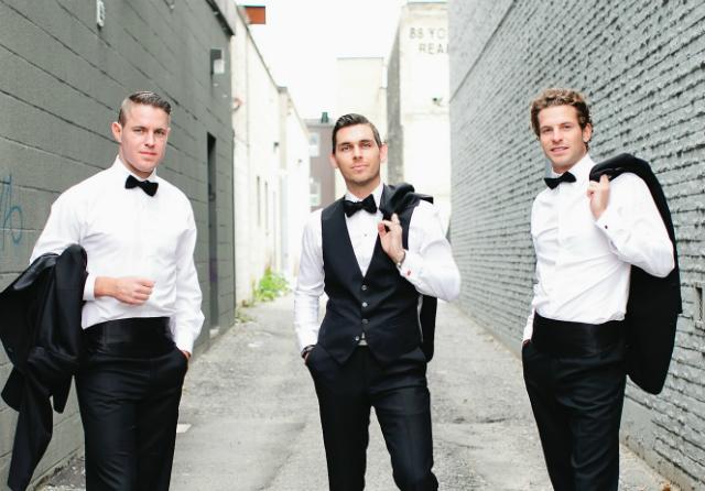 dresscode men