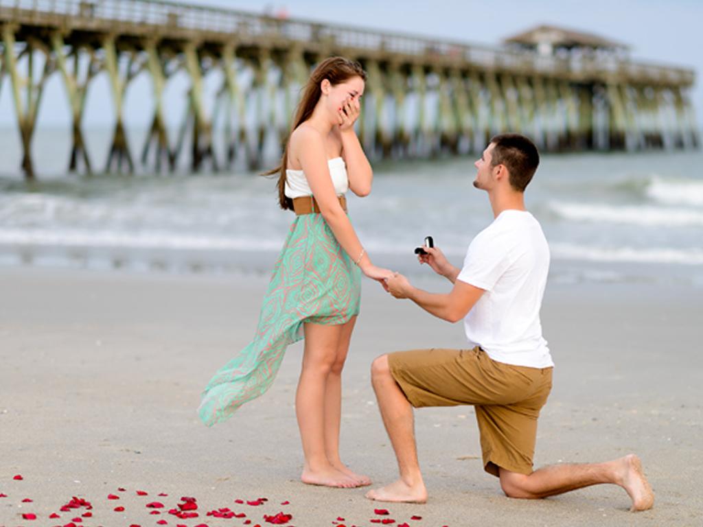Tips voor het huwelijksaanzoek