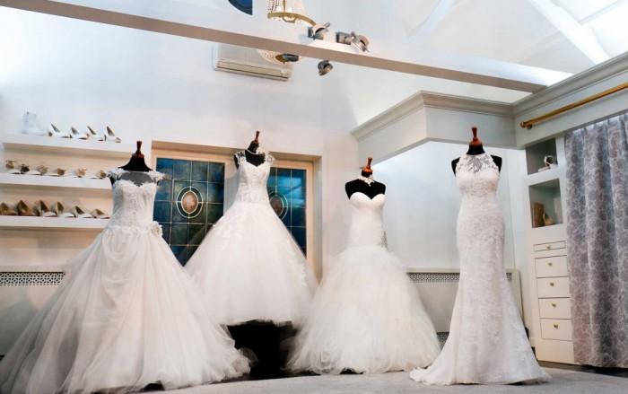 exklusief bruidsmode
