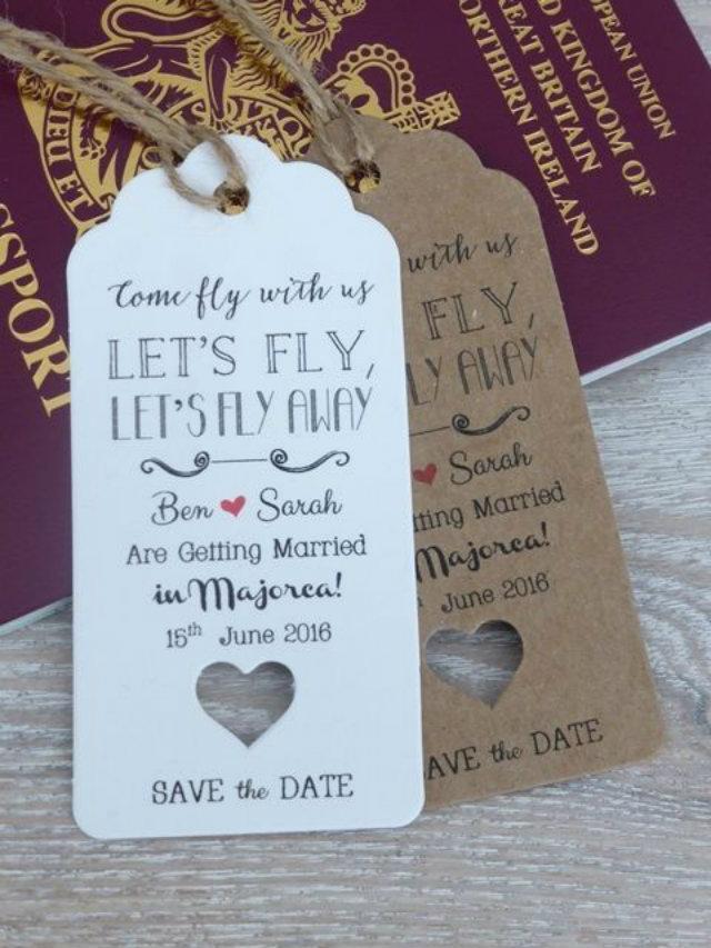 Wedding Gift Ideas Overseas : Uitnodiging bruiloft in het buitenland