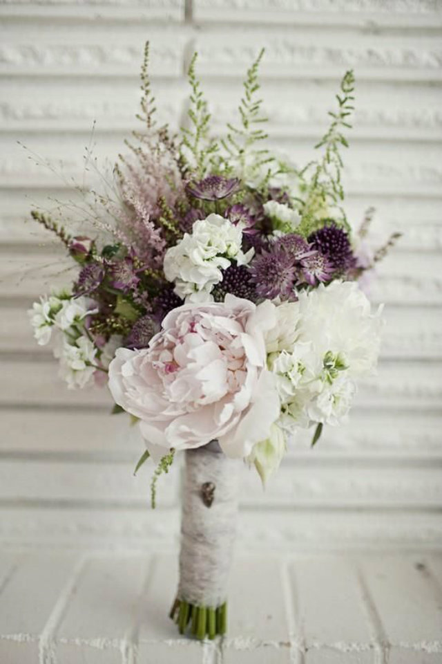kleurenthema lila grijs