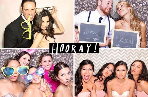 fotohokje bruiloft