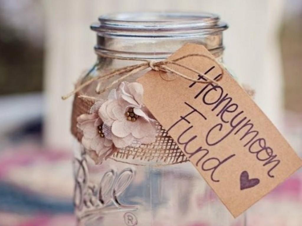 cadeau aan bruidspaar