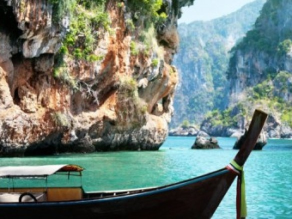 honeymoon destination thailand