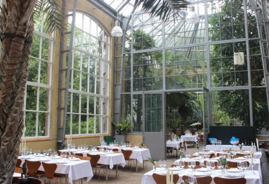Botanische Tuin Amsterdam : Hortus botanicus amsterdam in amsterdam trouwlocaties