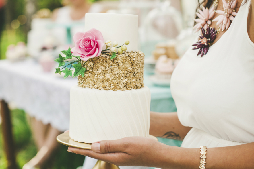 Nieuw Je Eigen Bruidstaart Ontwerpen