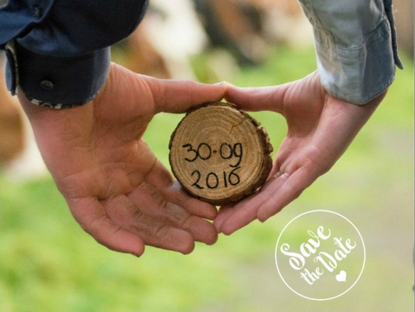 ideeen save the date kaarten