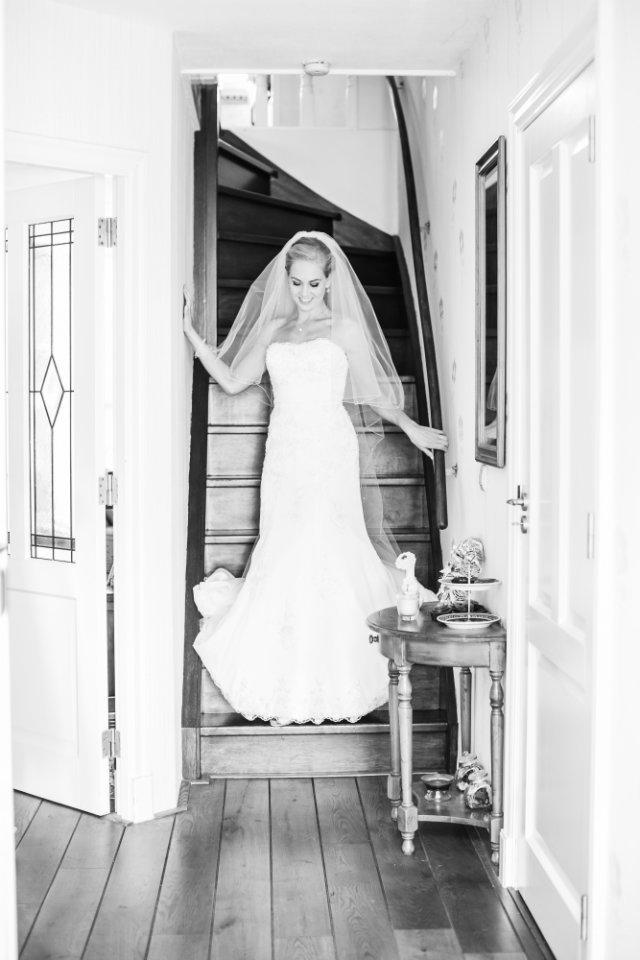 real wedding nadine en joris