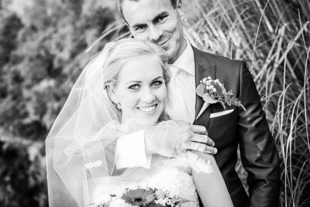 bruiloft nadine en joris