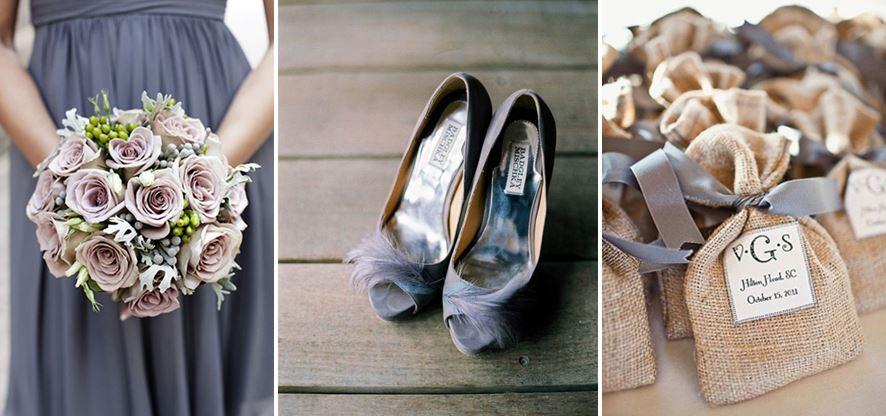 bruiloft trendskleur