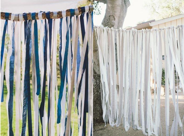 Diy achtergronden voor je bruiloft for Bruiloft versiering zelf maken