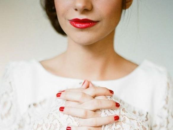 Lipstick voor je trouwdag